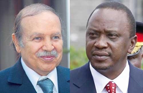 Algerie- Kenya: L'Afrique en alerte