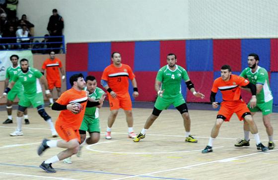 Handball: Hiérarchie respectée