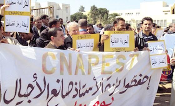 Le Cnapest maintient la pression, les parents d'élèves interpellent Bouteflika