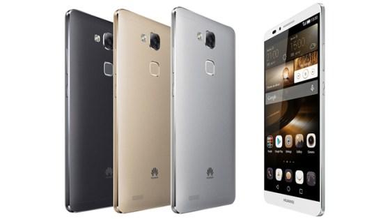 Les nouveaux smartphones Huawei sur le marché algérien