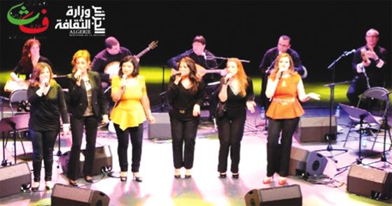 L'Etablissement arts et culture programme un concert chaâbi au féminin