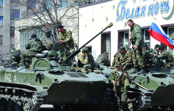La balkanisation de l'Ukraine