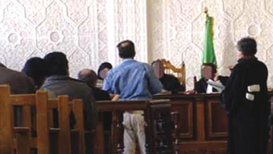 Procès demain de 34 terroristes de Djound El Khilafah