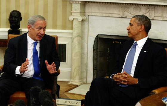 «Le Premier ministre israélien ne sera pas reçu  à la Maison Blanche»