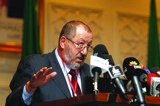 Sidi Saïd : L'UGTA veut barrer la route à toute  atteinte à l'unité nationale