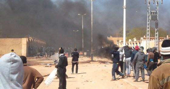 L'armée demande le retour au calme à In Salah