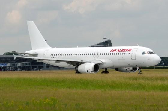 Sortie de piste d'un avion d'Air Algérie à Lille : 5 vols déroutés