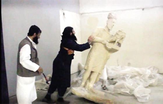 Préparatifs irakiens pour reprendre Tikrit