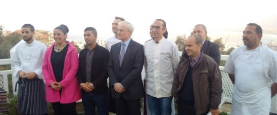 La gastronomie française s'invite en Algérie