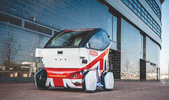 Royaume-Uni : des véhicules autonomes testés sur la voie publique