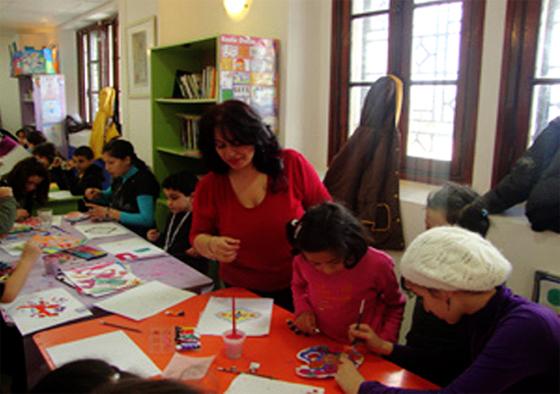 Hommage aux artistes femmes