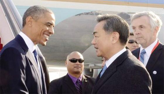 Pékin veut partager le directoire du monde avec Washington