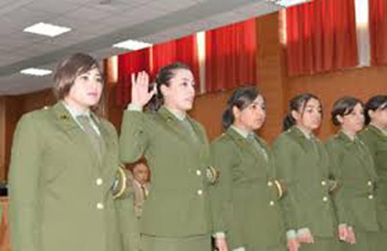 Le rôle géostratégique de la femme-gendarme