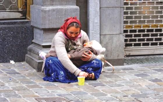 Les enfants mendiants : Les «réclusionnaires» de la rue