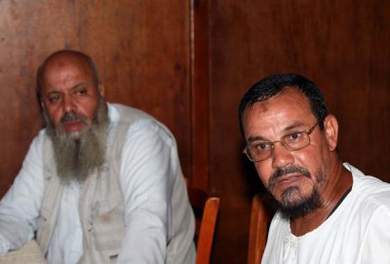 Une réunion de repentis au domicile de Laayada l'ancien chef du GIA