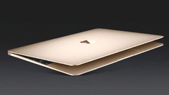 Apple réinvente son MacBook, sort un modèle  12 pouces et booste les autres