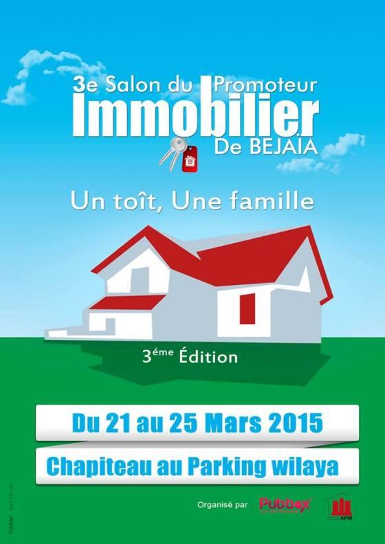 3ème édition du Salon du Promoteur Immobilier de Béjaia