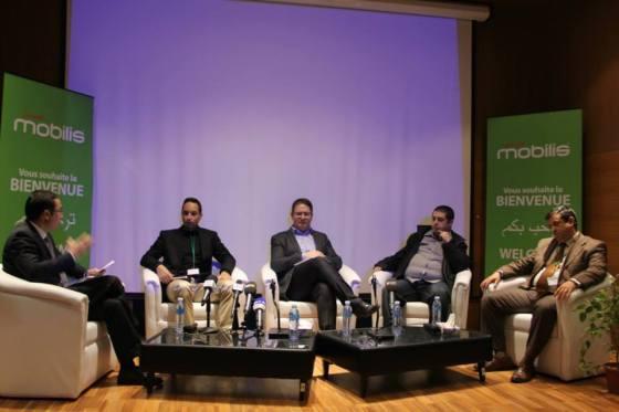 2e Forum de Mobilis : Développer un contenu 100% algérien