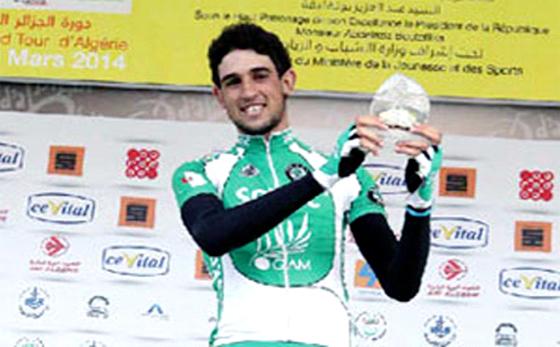 Adil Barbari gagne et endosse le maillot jaune