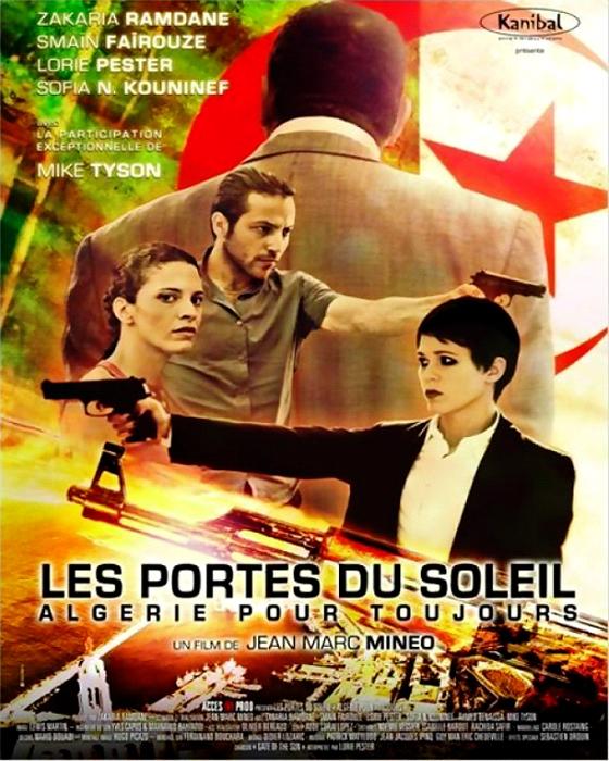 Sortie demain du premier film d'action algérien