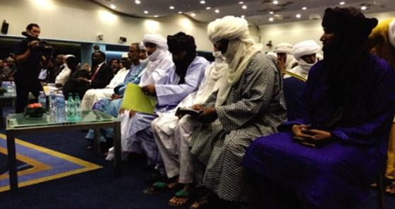 Mali : La CMA rejette le pré accord d'Alger