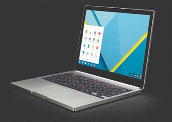 Chromebook Pixel : le nouveau Chromebook haut de gamme de Google