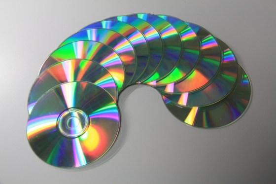 Bacheliers sur Compact-disc
