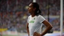 Championnats d'Afrique d'athlétisme : Yasmina Omrani quitte la compétition