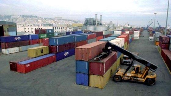 Menace de grève au port d'Alger