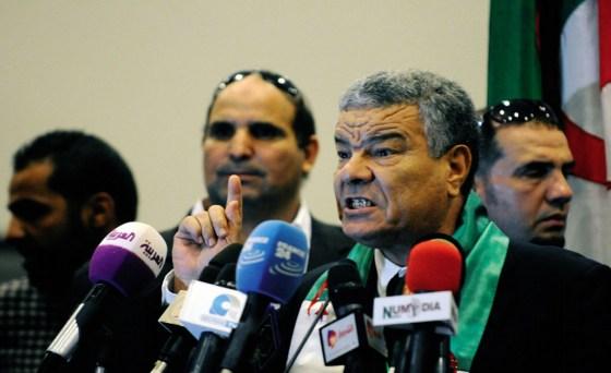 Saâdani en colère contre des membres du BP