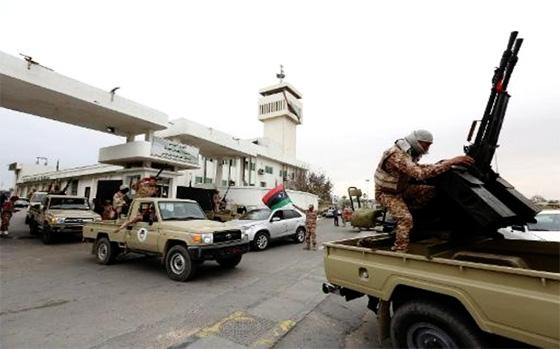 Le groupe EI revendique deux attentats à Benghazi