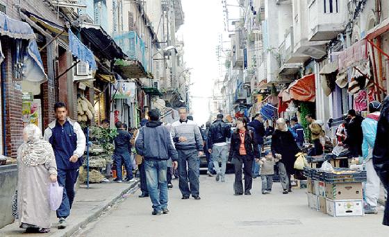 L'Algérie comptait 39,5 millions d'habitants au 1er janvier 2015