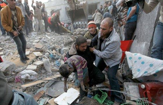 L'armée arabe commune protègera-t-elle Gaza ?