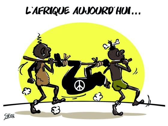 L'Afrique aujourd'hui