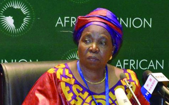 Nkosazana Dlamini-Zuma saisit Ban Ki-moon sur le Sahara occidental