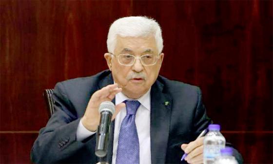 Abbas menace Israël à propos des taxes bloquées