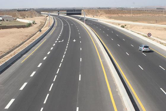 L'autoroute est-ouest sous haute surveillance