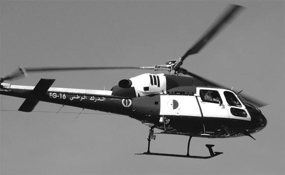 La gendarmerie intensifie ses opérations aériennes
