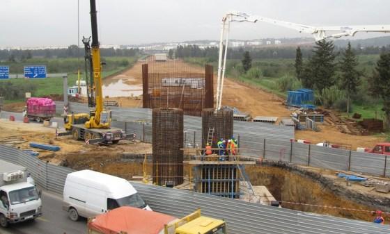 Reprise des travaux du projet de  la ligne ferroviaire Birtouta-Zeralda