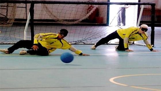 Les finales des championnats d'Algérie de handibasket
