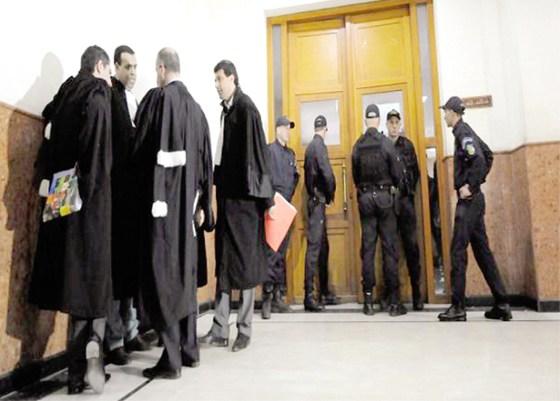 Procès de l'ancien P.D.G de Sonatrach et de son adjoint