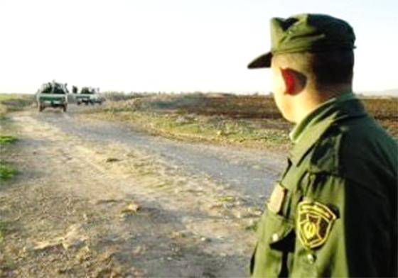 Arrestation d'un narcotrafiquant à Tlemcen