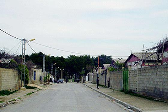 Une centaine de lotissements à Alger dans un état lamentable