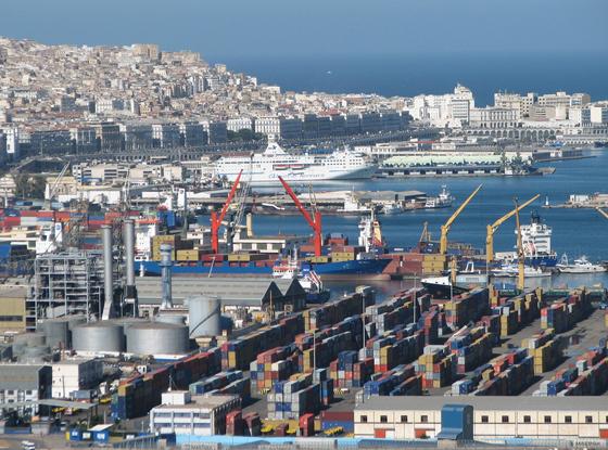 Le Port d'Alger n'est pas responsable