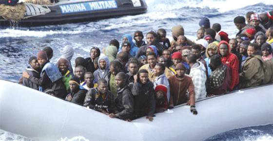 Plus de 11 000 migrants ont débarqué en Italie en six jours