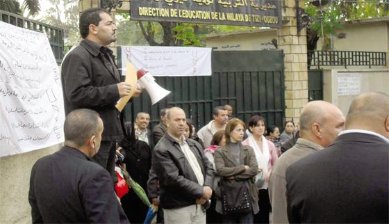 Les adjoints d'éducation en grève les 5 et 6 mai