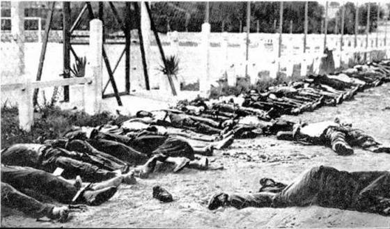 Todeschini: «La reconnaissance officielle des massacres du 8 mai 45 a eu lieu»