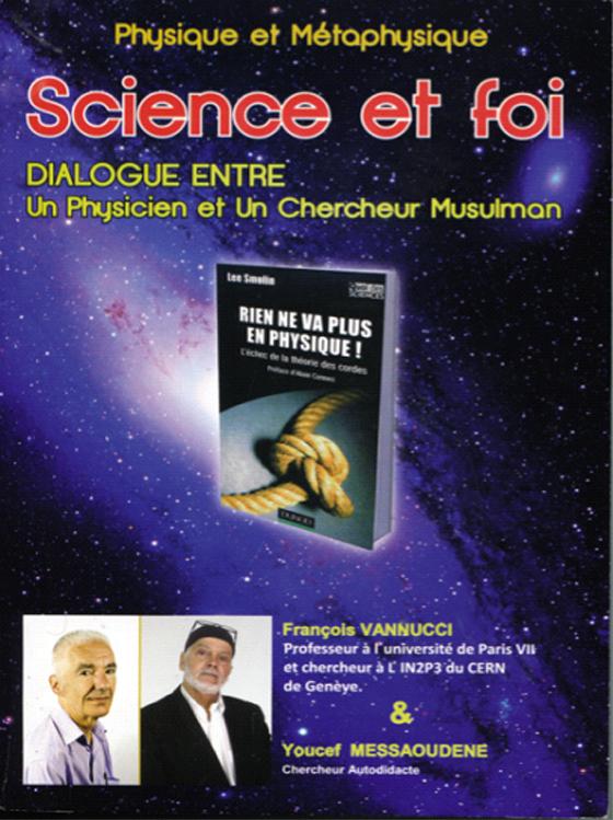 Youcef Messaoudène parle de Science et foi