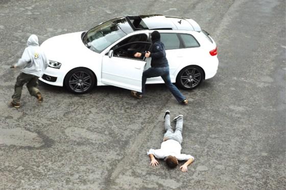 Vols de véhicules: Un dangereux gang neutralisé