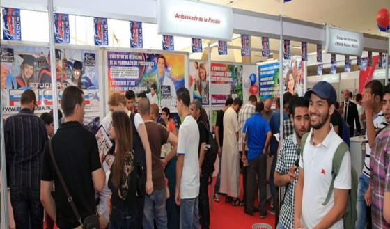 8000 visiteurs attendus au Salon de l'étudiant